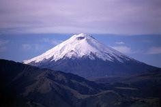 Volcanes y Nevados del Ecuador: Cotopaxi