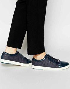 Ted Baker Lewka print shoes
