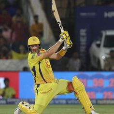 Harbhajan Singh Reveals Shane Watson Batted In IPL Final With Massive Handicap Shane Watson, Chennai Super Kings, Knock Knock, Finals, Sports, Hs Sports, Final Exams, Sport
