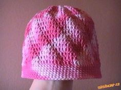 HÁČKOVÁNÍ - Háčkovaná čepice