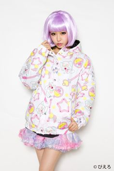 Galaxxxy x Creamy Mami  Completely forgot about it until I came back from Tokyo :S