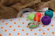 Tangles of colored thread stock photo. Image of pillow - 73338748 Tangled, Coin Purse, Objects, Stock Photos, Pillows, Canvas, Creative, Image, Color