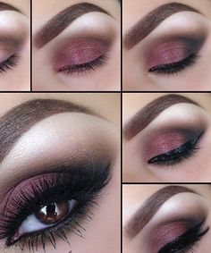 Love this Beautiful Eye Makeup Idea