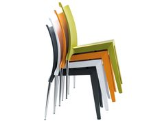 JO Stackable chair by AREA DECLIC design Robby Cantarutti