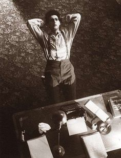 Barton Fink, dir. Joel and Ethan Coen, 1991 Movie Pic, Film Movie, Movie Scene, 90s Movies, Good Movies, Posters Uk, Movie Posters, John Turturro, Roger Deakins