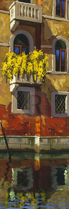 Lucio Sollazzi | Venice I | Detail | Rosenstiel's♔PM