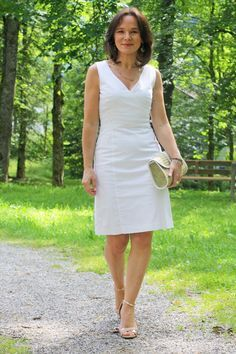 White Summer Style | Lady of Style