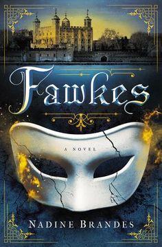 Image result for fawkes nadine brandes