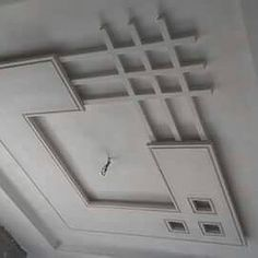 All About a False Ceiling And Its Benefits - False Ceiling Ideas - Gypsum Ceiling Design, House Ceiling Design, Ceiling Design Living Room, Bedroom False Ceiling Design, False Ceiling Living Room, Ceiling Light Design, Roof Ceiling, Ceiling Decor, Plafond Staff