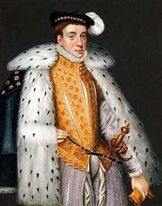 Henry Fitzalan,19th Earl of Arundel was born on 23 April 1512.He was the son of William FitzAlan,18th Earl of Arundel and Anne Percy.He married, firstly,Catherine Grey,daughter of Thomas Grey,2nd Marquess of Dorset and Margaret Wotton,after 25 January 1524/25.He married,secondly,Mary Arundell,daughter of Sir John Arundell and Katharine Grenville,on 19 December 1545.He died on 24 February 1579/80 at age 67 at Arundel House,The Strand,London, England,without surviving male issue.
