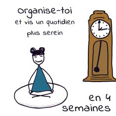 Challenge Septembre 2015 – Organise-toi pour un quotidien plus serein Journal Organization, Self Organization, Home Organisation, Flylady, Fee Du Logis, Planning And Organizing, Home Management, Mood Quotes, Diy Projects To Try
