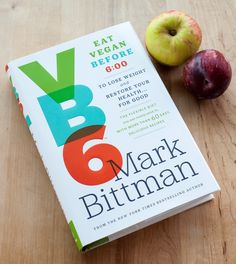 EAT VEGAN FOOD BEFORE 6:00PM & LOOSE WEIGHT. Tried Mark Bittman's VB6 Diet, and Here's How It Went.