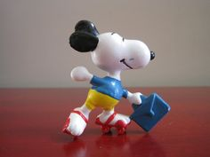 VIntage Snoopy Roller Skating Snoopy by SharingSeaShells on Etsy, $6.00