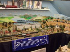 Yosemite Valley Model Railroad   by yvrailroader98