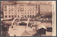 31/12/1926. - Otvaranje novog mosta na Rječini koja dijeli Italiju od Jugoslavije