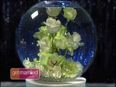 9 Modern Wedding Centerpieces - YouTube