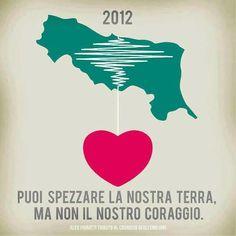 Emilia Romagna Italy Earthquake
