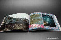 Fotoalbum 28x20 aperto con copertina morbida http://shop.easyalbum.it/fotoalbum