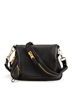 Jennifer Mini Crossbody Bag, Black by Tom Ford at Neiman Marcus.