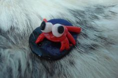 lil polymer clay critter