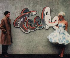 'The Tube', live music programme aired every Friday on UK's Channel4 from 1982-87. Presented by Jules Holland & Paula Yates (also Muriel Grey & Leslie Ash). Shot at Tyne Tees Studios, Newcastle.