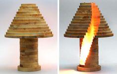 DIY Shape-Shifting Lamp That You Can Flip, Swirl And Arrange However You Want | Bored Panda