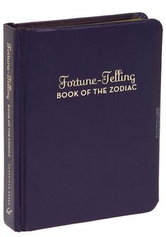 Fortune-Telling Book of the Zodiac, #ModCloth