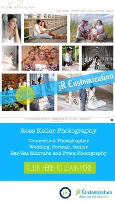 #SmugMug Site of the Week - Ross Keller Photography #Connecticut #Weddings #Portrait #Seniors #BarMitzvahs #Bat Mitzvahs #Events Photography