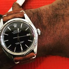 Glossy cyclop free #Rolex #Datejust #vintage #glossy #1601 #thewatchobserver #instagood