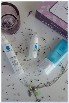 Hydraphase Intense Legere and Serum - Toleriane Ultra Eye   Contour mini review                                               Έχ...