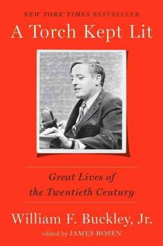 A unique collection of eulogies of the twentieth century's greatest figures, written by conservative icon William F. Buckley Jr. and compiled by National Review and Fox News White House correspondent James Rosen.