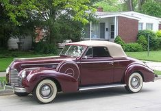 Early consignments include a 1940 Buick Century convertible coupe, a 1957 Lincoln Premier 2dr hardtop, and a pristine 1969 Ford Mustang…
