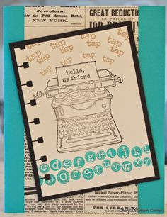 Cheryl's Stampin' Corner: Stamp Camp Sneak Peak #3