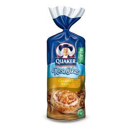 Quaker Mini Caramel Rice Snacks - 0.91 oz. bag | Rice ... Quaker Rice Cakes Caramel