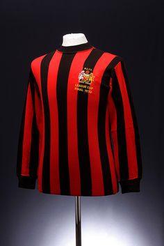 Manchester City Football Shirt (1970 FA Cup Final)