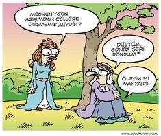 Karikatüristlerin gözünden kadın-erkek ilişkileri ➤ http://cnn.st/1b9R6Ko