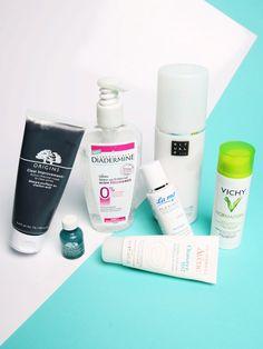 Hautunreinheiten treiben euch in den Wahnsinn? Wir verraten euch sieben Produkte, die wahre Anti-Pickel-Geheimwaffen sind.
