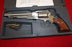 RUGER Old Army 45 BLACKPOWDER .457 REVOLVER - Picture 1