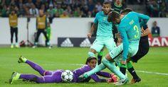 Liga Champions: Barcelona Menang Tipis di Kandang Moenchengladbach -  http://www.football5star.com/liga-champions/liga-champions-barcelona-menang-tipis-di-kandang-moenchengladbach/89407/