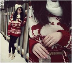 Have Yourself a Merry Little Christmas (by Sophie C) http://lookbook.nu/look/4383159-Have-Yourself-a-Merry-Little-Christmas