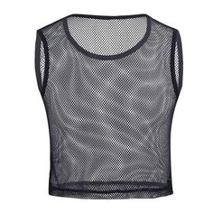 CHICTRY Mens Shiny Metallic Shoulder Chest Strap Muscle Costume Half Tank Top Muscle Costume