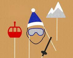 13 Ideas for a Snow Bunny-Approved Après Ski Party via Brit + Co