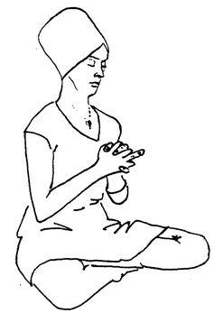 KY mediation for absolutely powerful energy; meditation for brain drain