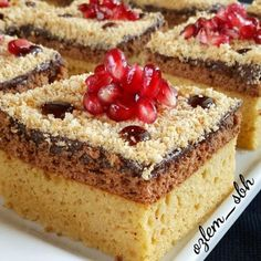 [New] The 10 Best Recipes Today (with Pictures) Turkish Recipes, Ethnic Recipes, Pudding Cake, Recipe Today, Beautiful Cakes, Afternoon Tea, Vanilla Cake, Cake Recipes, Cheesecake