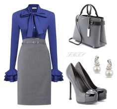 The Diva Speaks by flybeyondtheskies on Polyvore featuring Yves Saint Laurent and Miadora