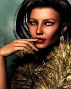 Classic Beauty by vaia.deviantart.com on @deviantART