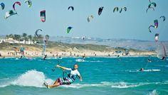Kitesurf en Tarifa.