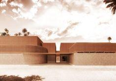 MUSEE-YVES-SAINT-LAURENT marrakech 5