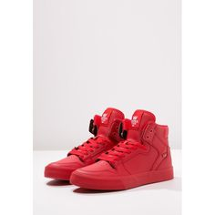 VAIDER Sneaker high red