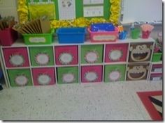 Frolicking Into First Grade!: Ten Pin Linky Party: Classroom Decor